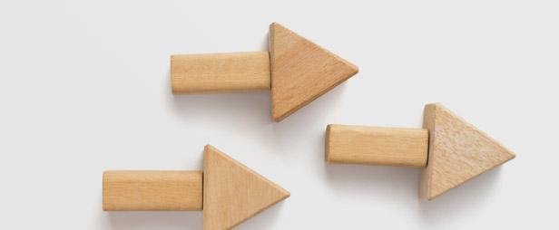 Holzpfeile
