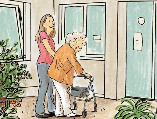 Pflegeheimsuche