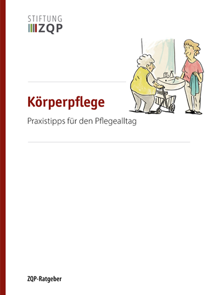 Titelblatt Ratgeber Körperpflege