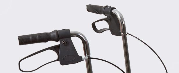 Rollator – Tipps zum sicheren Umgang