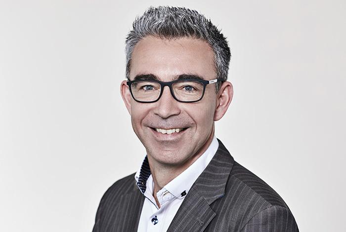 Mitarbeiterfoto Dr. Christian Teubner